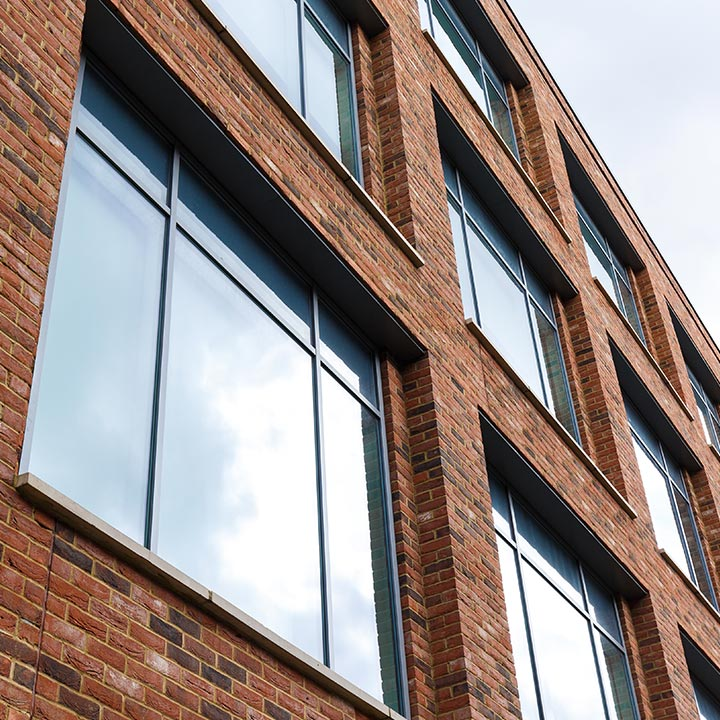 City University Alu Window Supplier