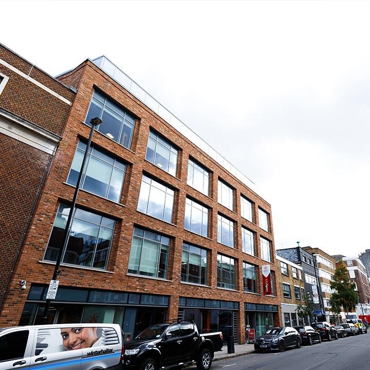 City University Commercial Aluminium Windows