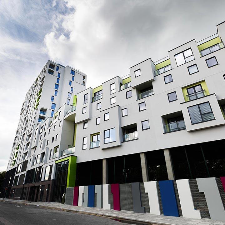 London Project Aluminium Windows