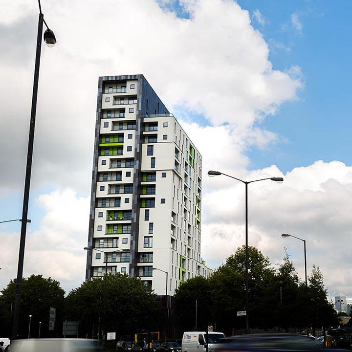 Aluminium Window Supplier - The Villas, London